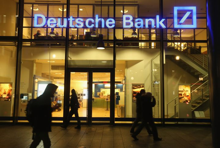 When Deutsche Bank caught the typo the hackers made in the money transfers, the transaction was stopped.
