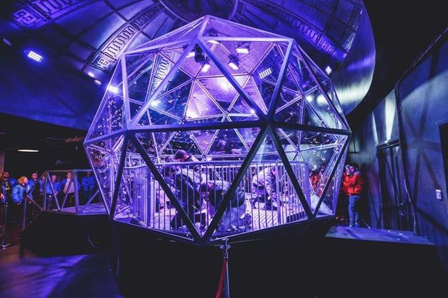 'The Crystal Maze' returned as a live immersive experience in