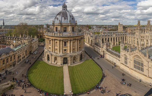 A Quarter Of Top European Universities Are In The UK
