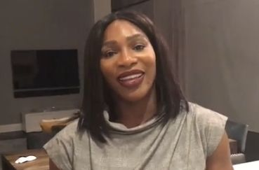 Serena Williams opens up about her #BestSchoolDay for DonorsChoose.org.