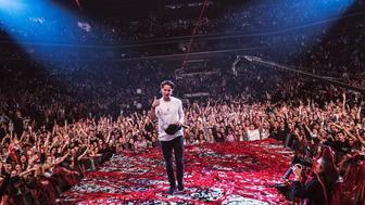 Kygo after his biggest headline show at Barclays Center, Brooklyn