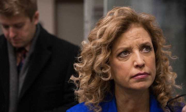 Rep. Debbie Wasserman-Schultz (D-Fla.) has come under fire from her fellow Democrats due to her actions in defense of pa