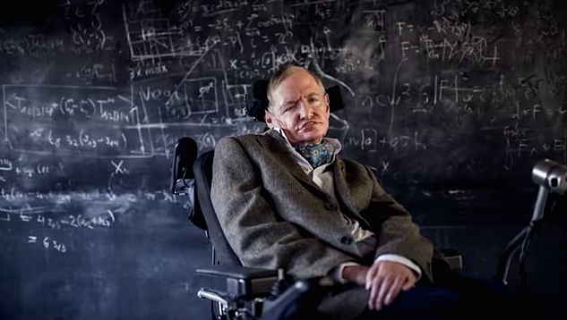 """Acclaimed physicist Stephen Hawking found teacher Dikran Tahta's lessons """"lively and exciting."""""""