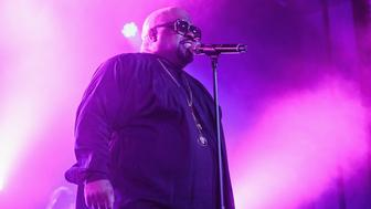 BIRMINGHAM, AL - MARCH 07:  CeeLo Green performs at Iron City on March 7, 2016 in Birmingham, Alabama.  (Photo by David A. Smith/Getty Images)