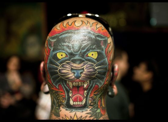 Ever Wonder Why People Get Face Tattoos? Here's The Answer