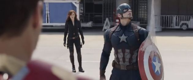 Unfortunately for Chris Evans, Captain America isn't the focal point of his own