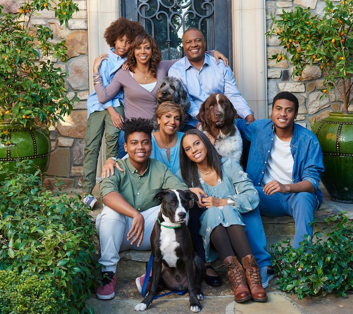 "Holly, Rodney, RJ and the whole family appear in a new show called <a href=""http://www.oprah.com/app/for-peetes-sake.html"">""F"