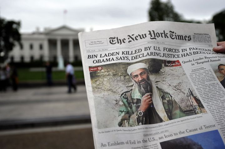 President Barack Obama has been praised for focusing on and authorizing the killing of al Qaeda leader Osama bin La