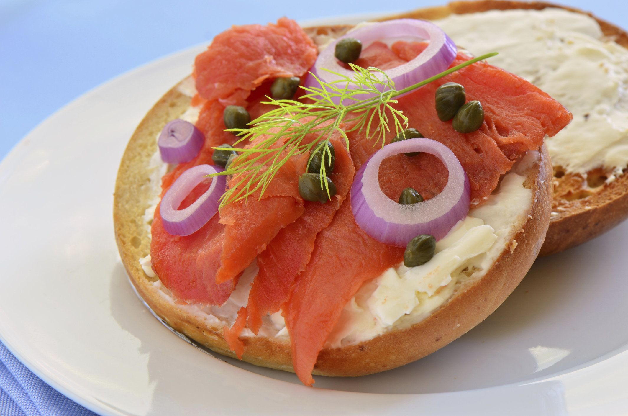 OMG, Bagels Will Not Give You Cancer. Please Enjoy Your