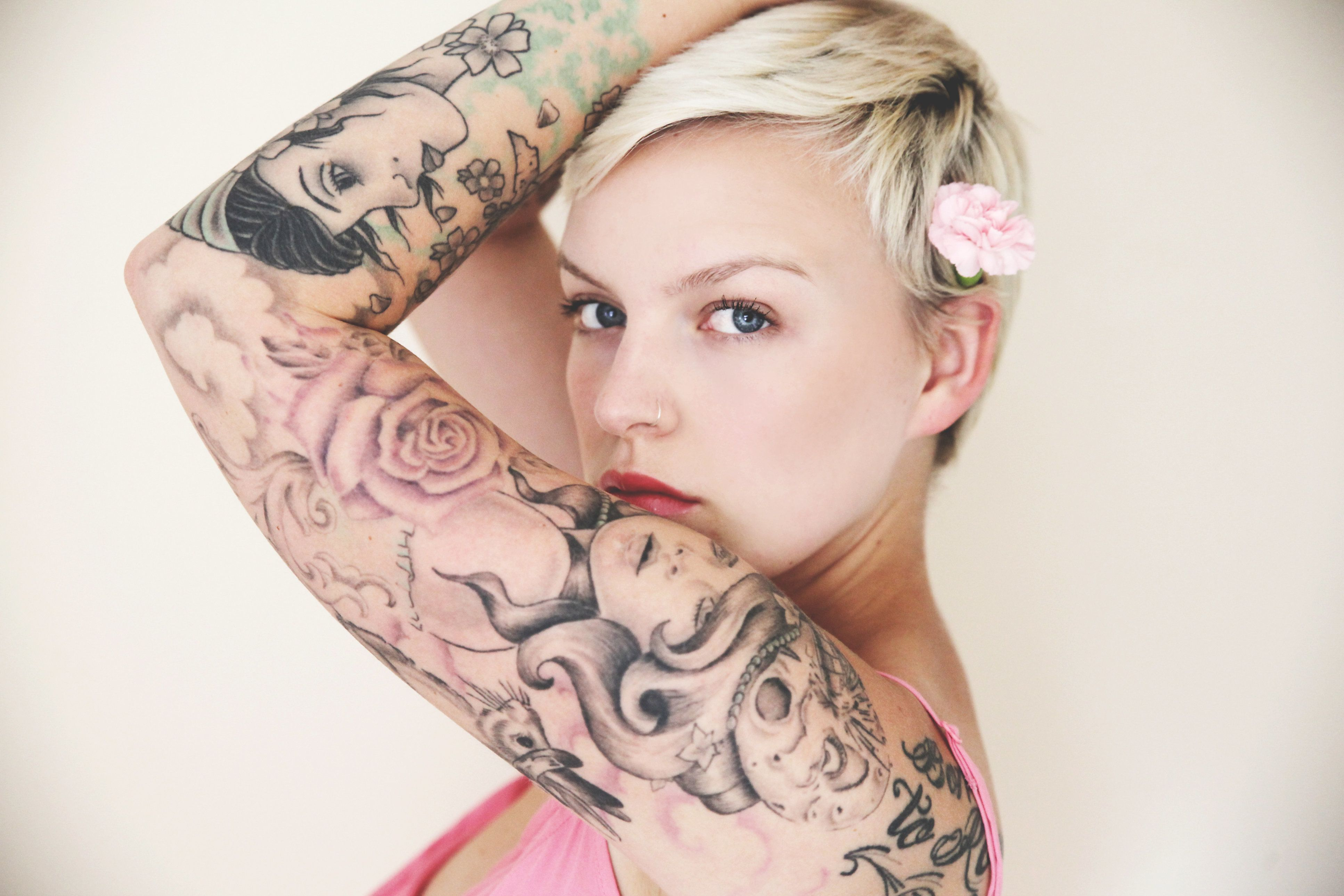 A recent study suggests that having multiple tattoos could mean your immune system has trained itself to better respond
