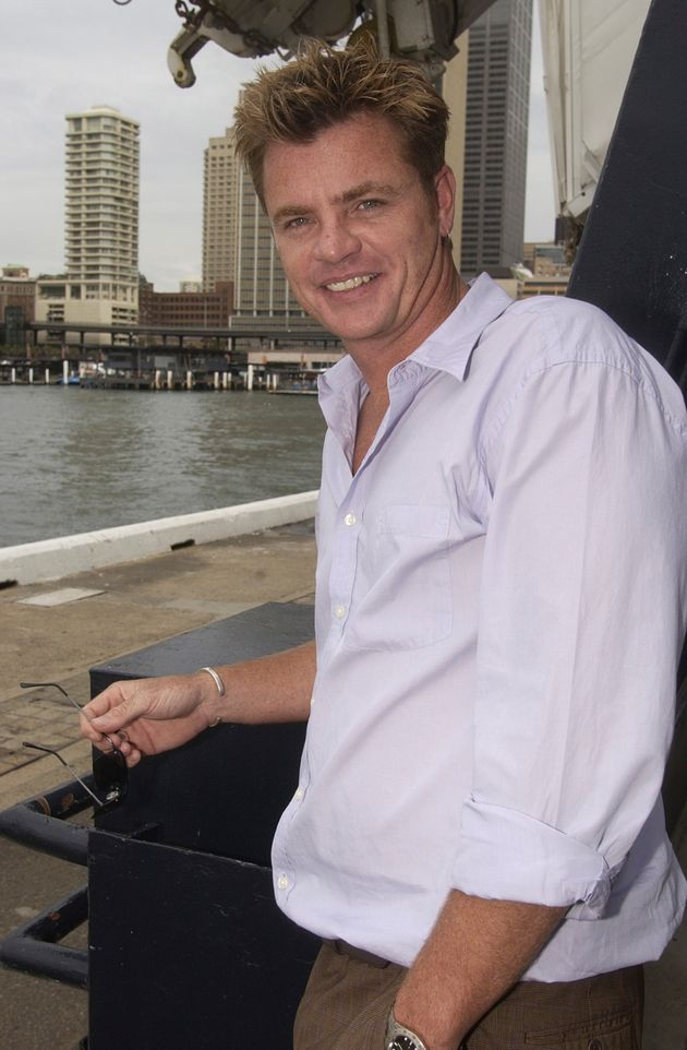 Martin Lynes playedAdam Sharpe in 'Home And Away'between 2012 and