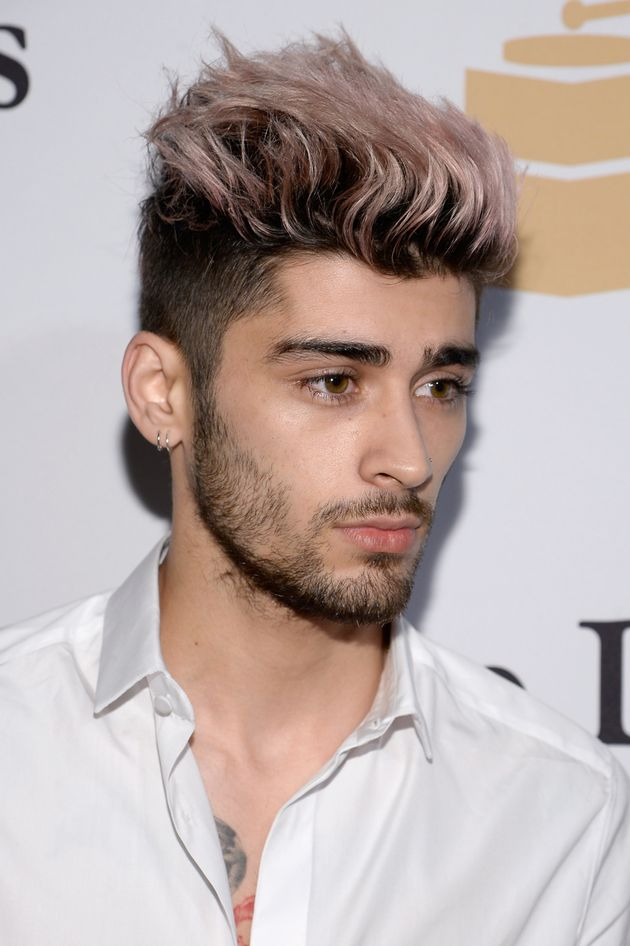 Zayn Malik Shows Off Brand New Hipster Haircut