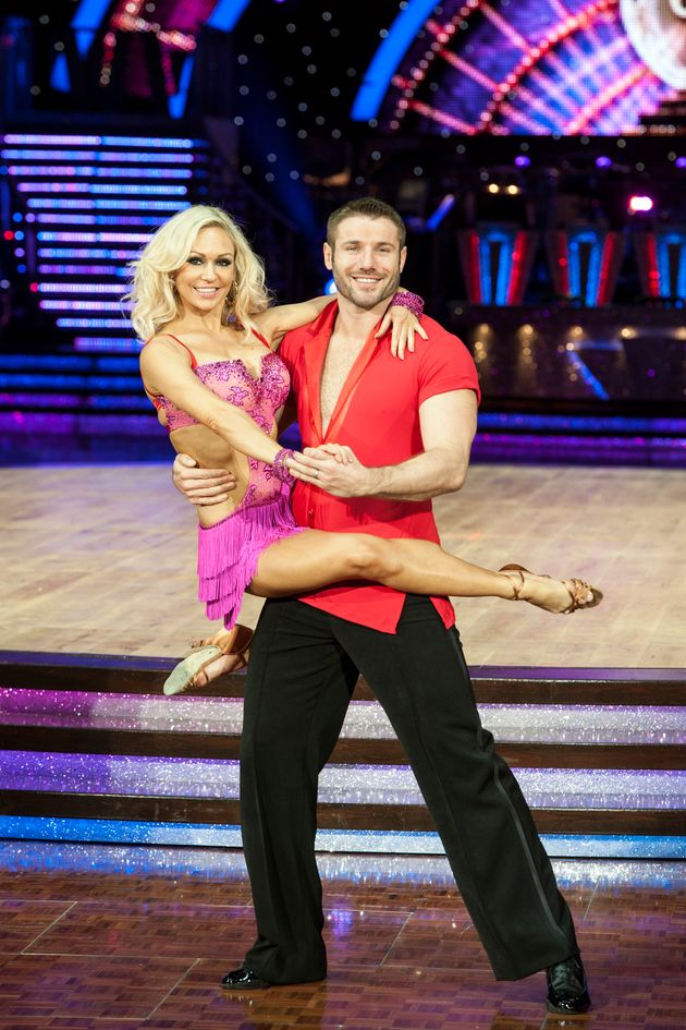 'Strictly Come Dancing': As Katya Jones And Seann Walsh Share Kiss, Here's 14 Other Victims Of The Show's
