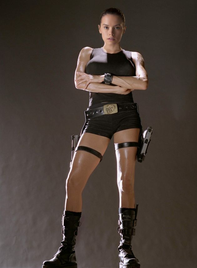 Here's what Daisy Ridleymightlook like as Lara