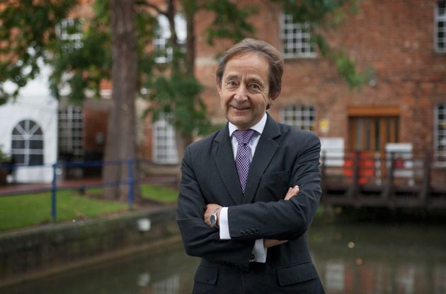 Vice Chancellor of Buckingham University, Anthony