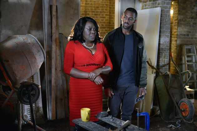 Vincent Hubbard buried his 'dead' mother Claudette in his