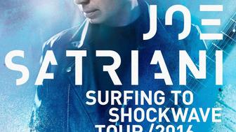 Joe Satriani / Surfing To Shockwave Tour 2016