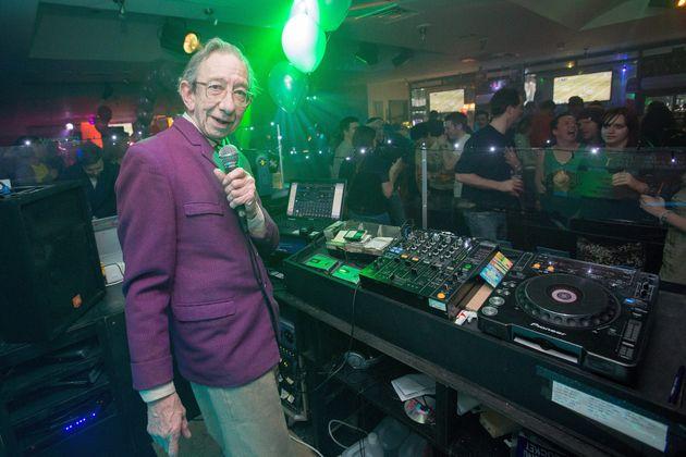 Nightclub legend DJ Derek who went missing in the Summer