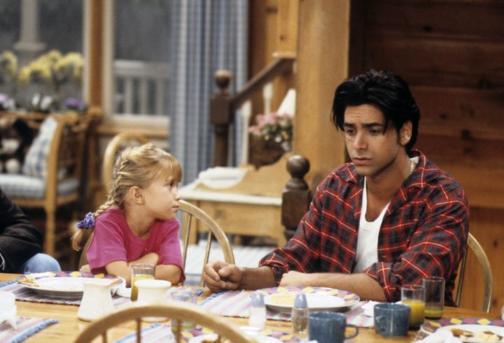 "A ""Full House"" episode from Oct. 19, 1993."