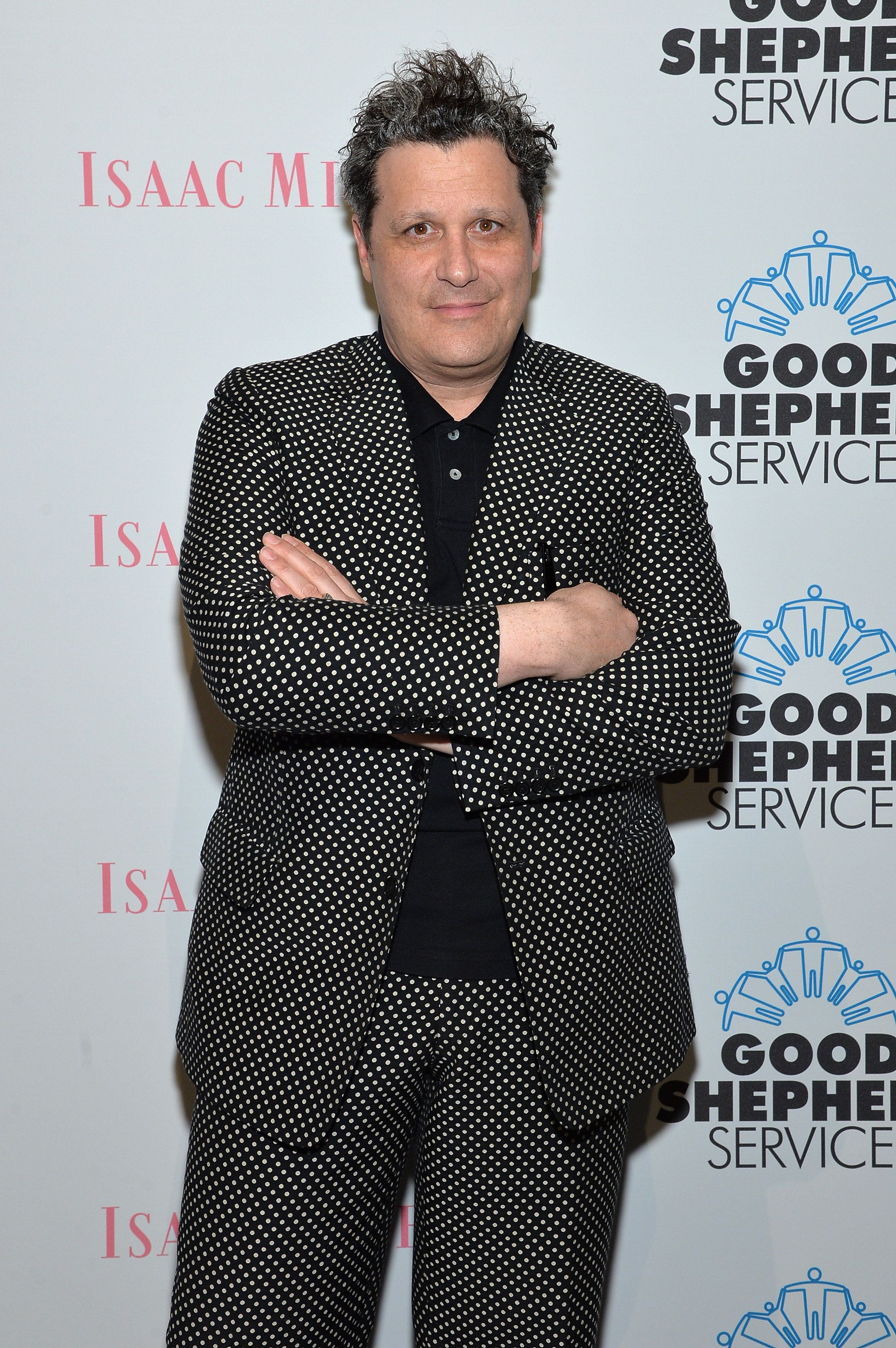 NEW YORK, NY - APRIL 24:  Designer Isaac Mizrahi attends the Good Shepherd Services Spring Party hosted by Isaac Mizrahi at Stage 37 on April 24, 2014 in New York City.  (Photo by Mike Coppola/Getty Images for Good Shepherd Services)