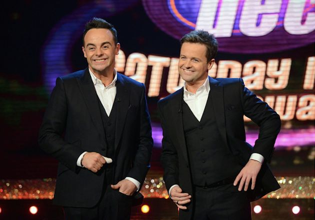 Ant and Dec love a good prank on 'Saturday Night