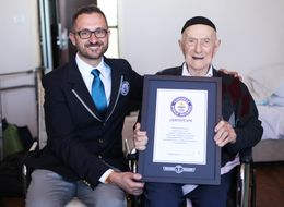 Holocaust Survivor Is New World's Oldest Man