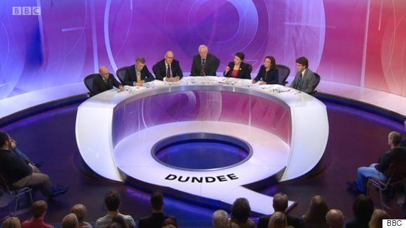 BBC Question Time: Dundee Episode Producers Defend Audience Over 'Tory' And 'Brexit' Bias