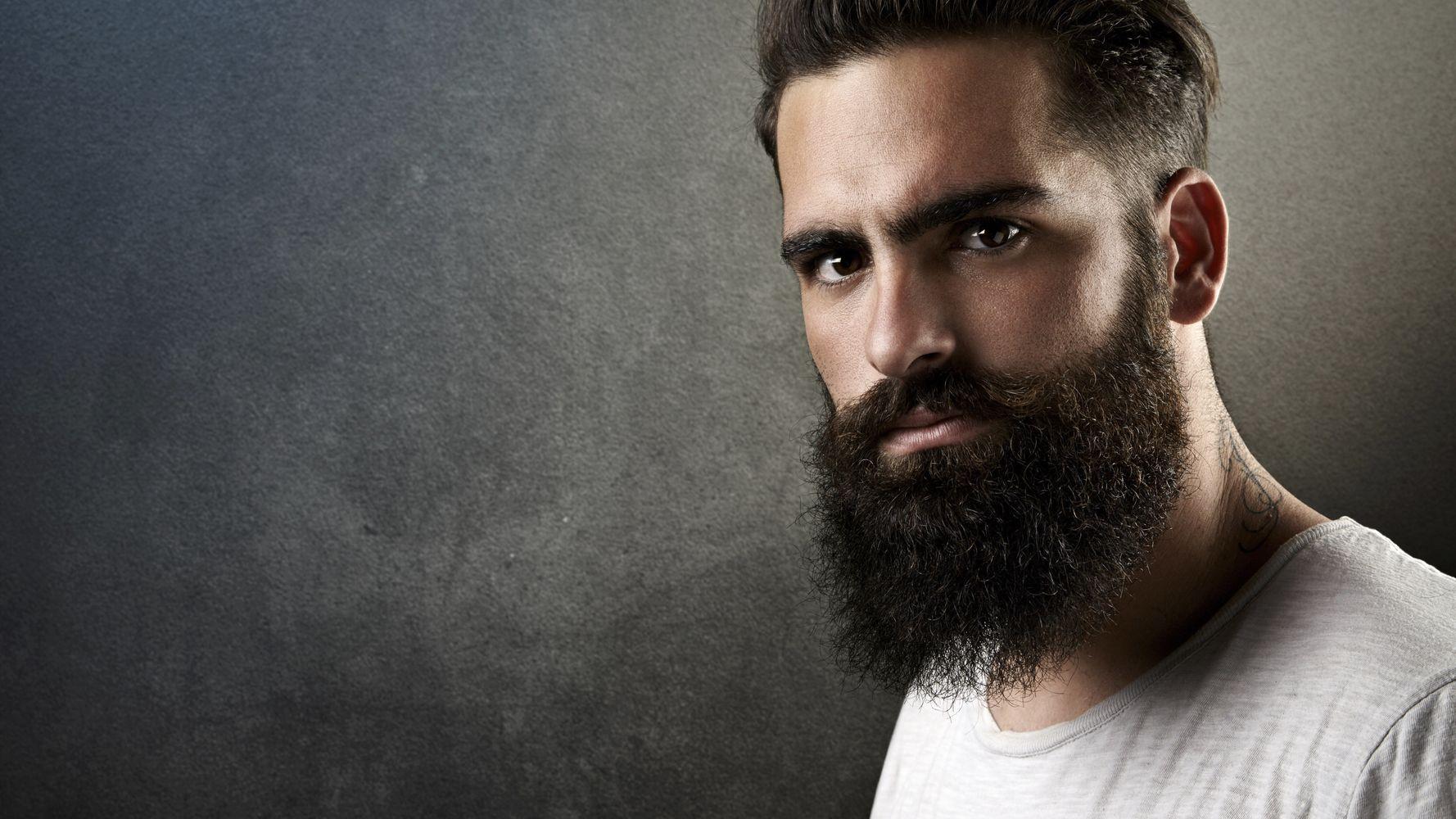 Expert Explains Why A Beard Is Technically Pubic Hair On Your Face ...