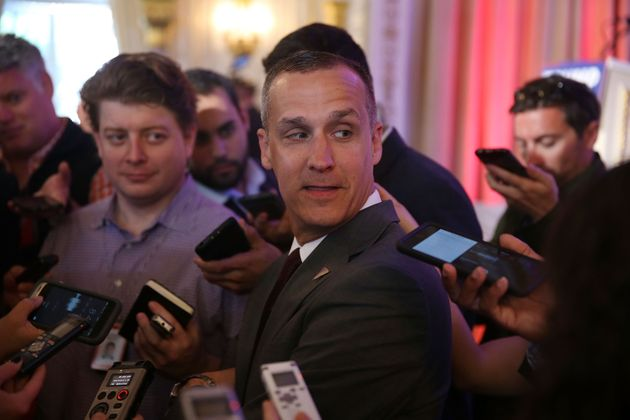 Donald Trump's campaign manager, Corey Lewandowski, faces allegations that he roughly grabbed a...
