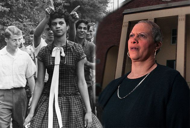 At 15 She Desegregated An All White School At 73 She S