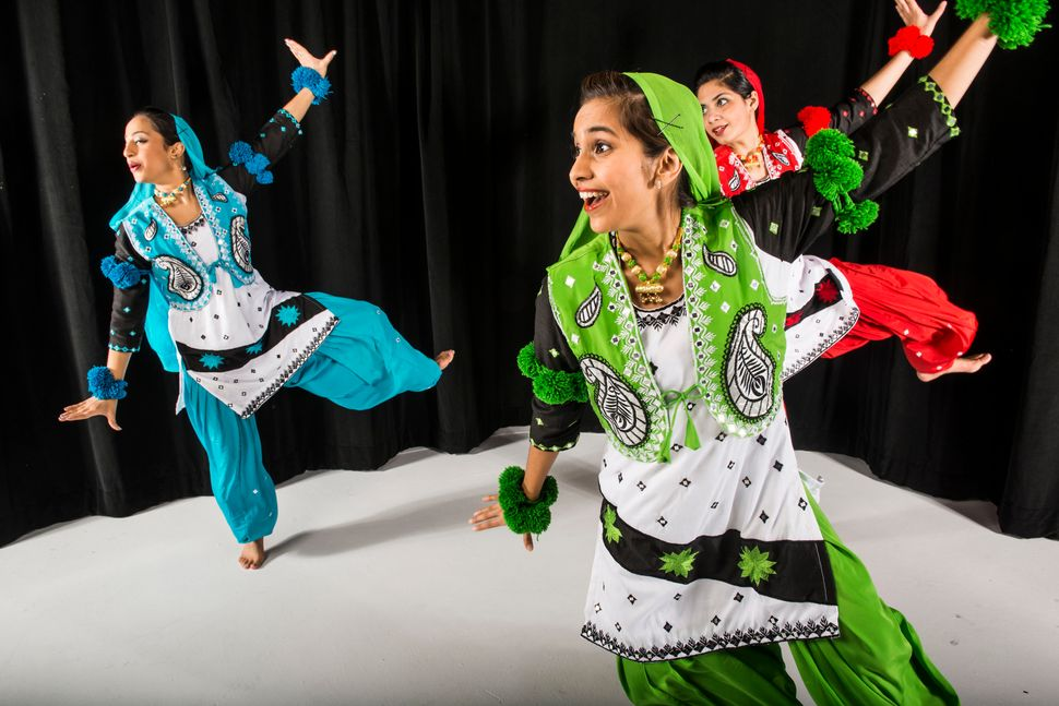 How A Traditional Indian Dance Form Found A Home In American
