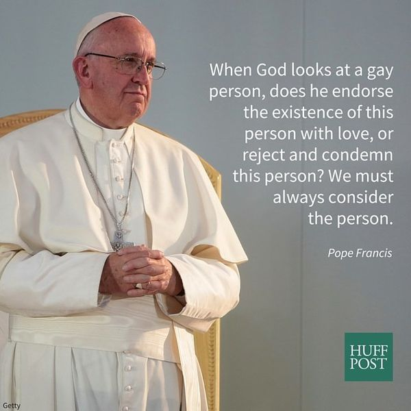 Quotes From The Pope: 12 Of Pope Francis' Most Inspiring Quotes From The Past 3