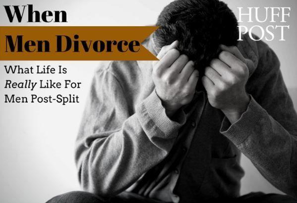 Introducing 'When Men Divorce': A HuffPost Series For Men