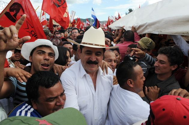 Former President Manuel Zelaya returned to the Honduran capital of Tegucigalpa in May 2011 under an amnesty