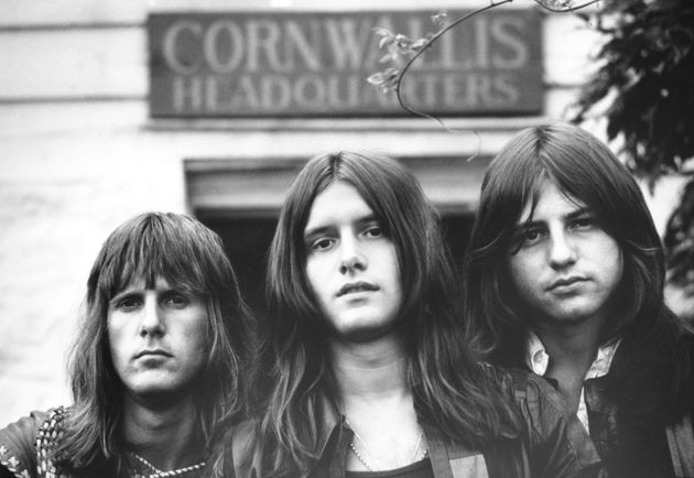 Photo of Emerson Lake andPalmer from