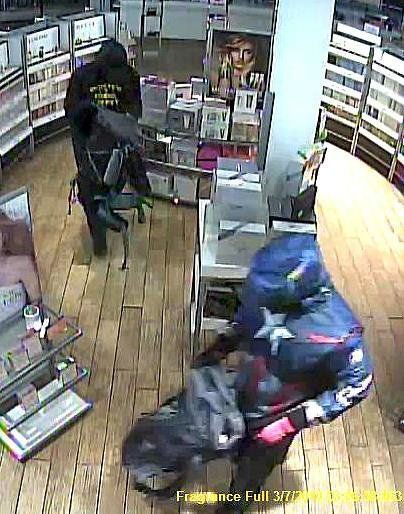 Police said several additional burglary incidents at ULTA Salons could be related.