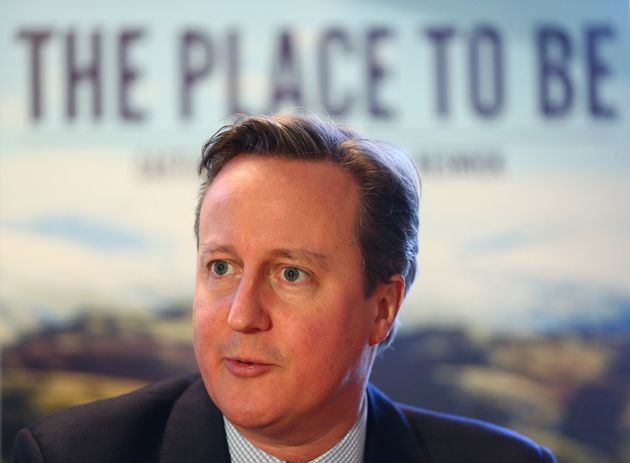 David Cameron Piece In Yorkshire Post Spurned By Paper For 'Lacking Empathy' Over Floods