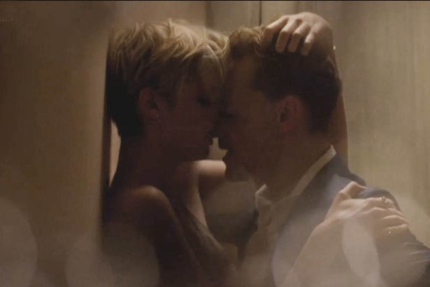 This steamy scene got viewers hot under the