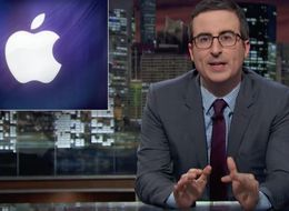 John Oliver Brilliantly Destroys The FBI's Argument For Unlocking An iPhone