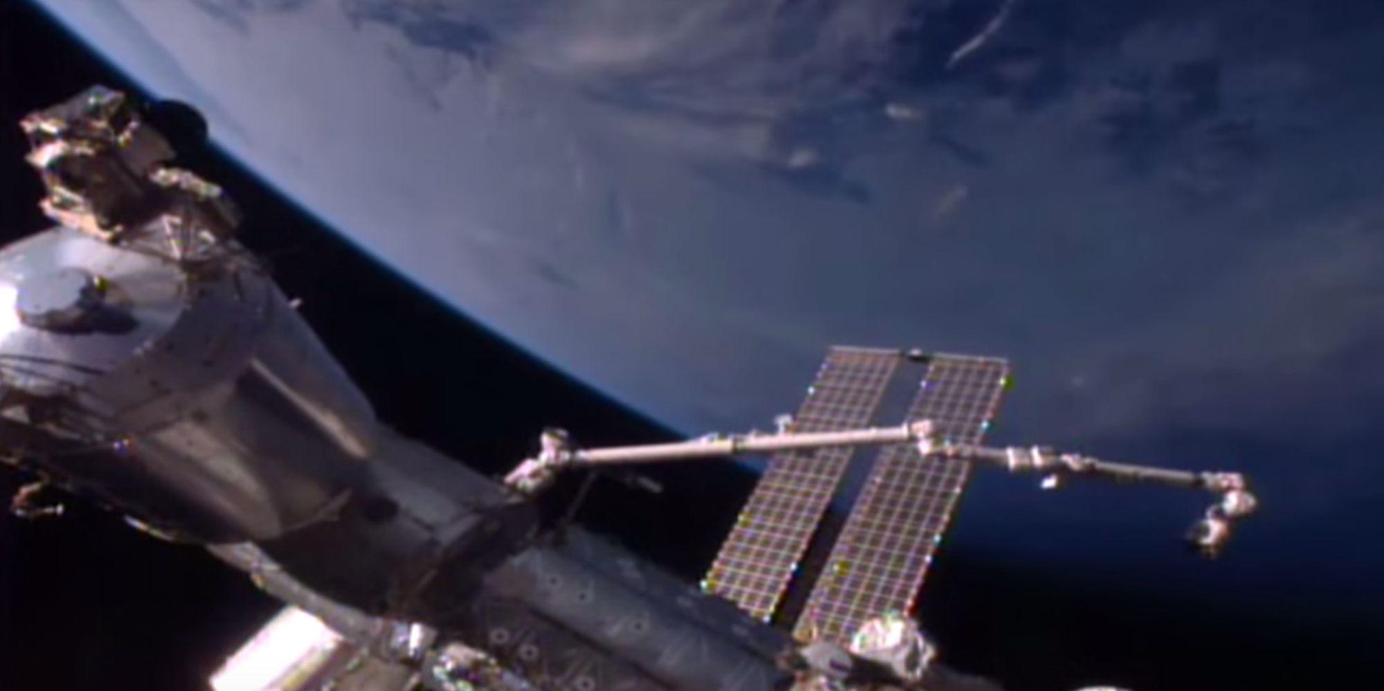 'NASA Cuts ISS Live Stream' As Alien Hunters Spot UFO ...