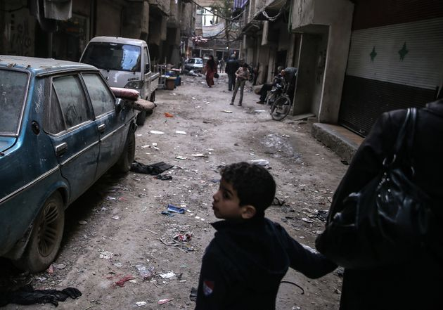 Dozens of schools and hospitals were attacked in 2015, and about 2.8 million Syrian children in Syria...