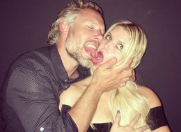 Jessica Simpson And Husband Eric Johnson Take PDA To A New Level