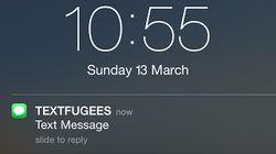 Les SMS pourraient résoudre l'un des principaux problèmes de la crise des