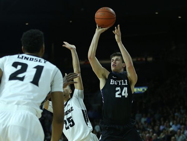 The 6-foot-6-inch Dunham, an Indiana native, is an explosive scorer on a Butler team that knows where its bread is butte
