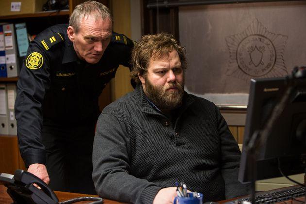 Ólafur Darri ÓlafssonwithIngvar Eggert Sigurðssonas fellow