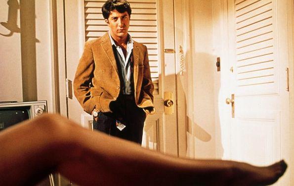 'The Graduate' made Dustin Hoffman a