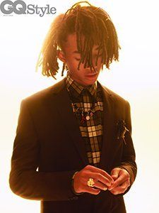 Jaden Smith Tells GQ Style He's Going To 'Fix The