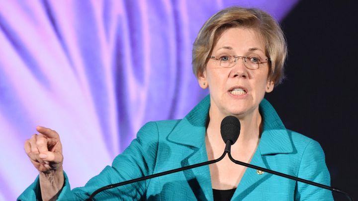 Sen. Elizabeth Warren (D-Mass.) is calling on all reasonable people to speak out against Donald Trump.