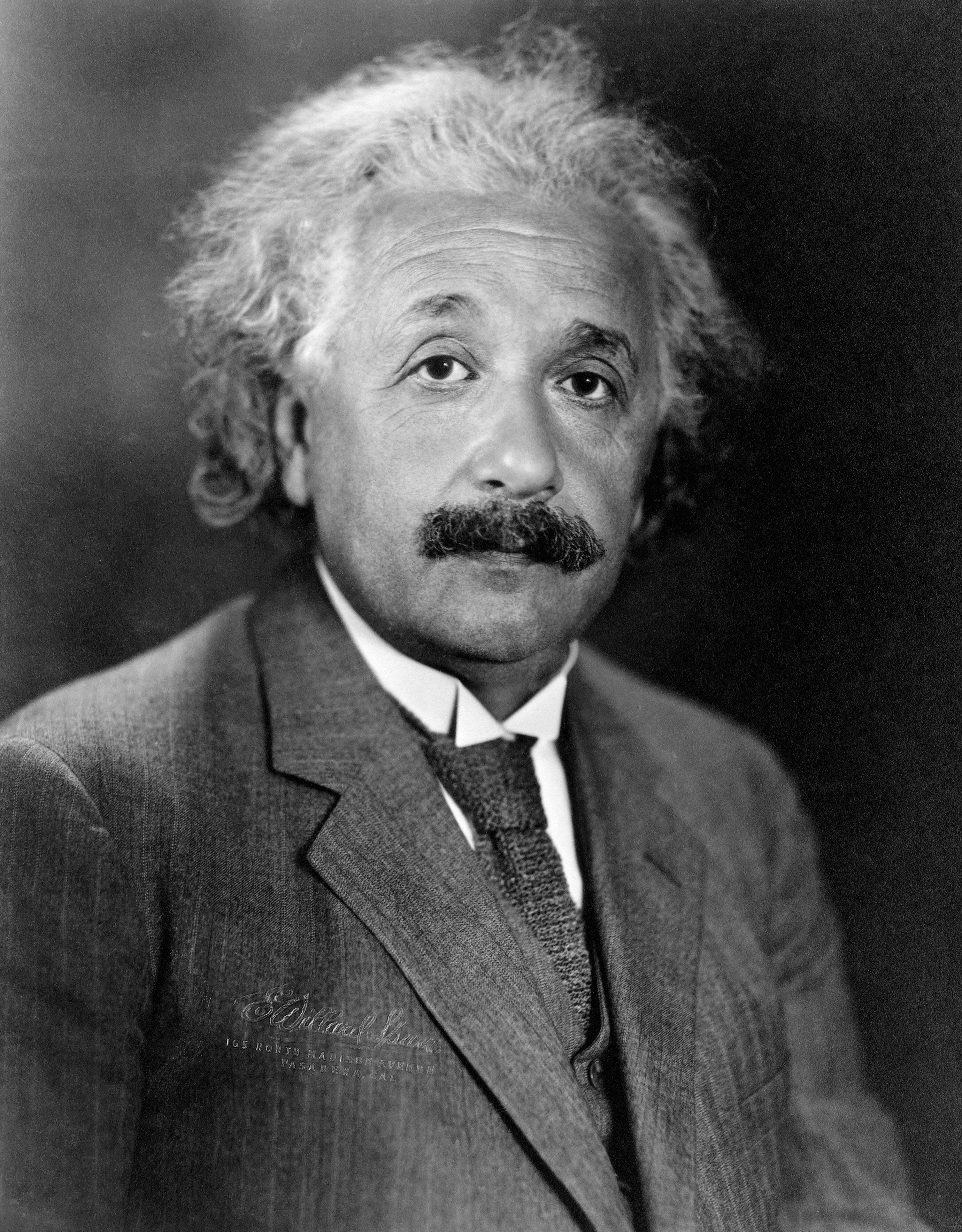 Albert Einstein (1879-1955).