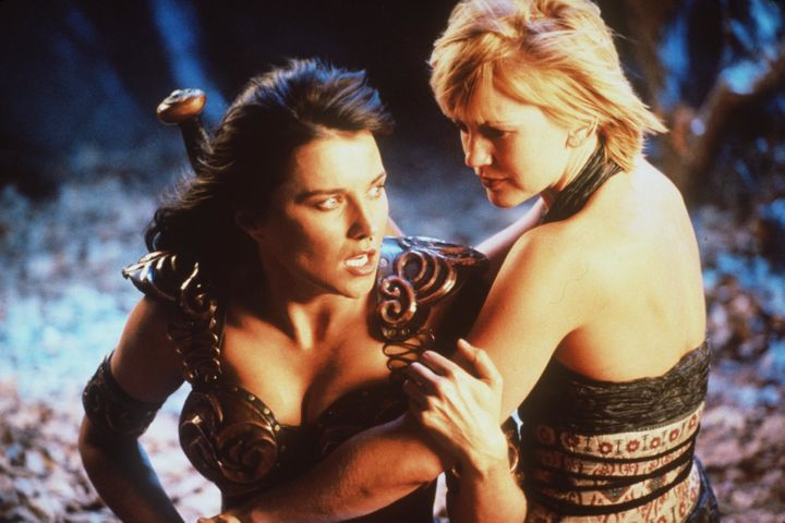 "The new ""Xena: Warrior Princess"" will explore the relationship between Xena and Gabrielle."